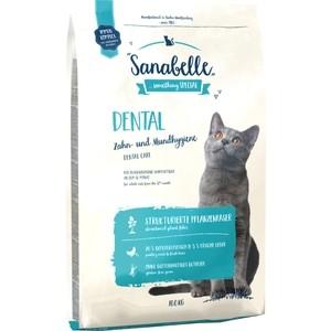Сухой корм Bosch Petfood Sanabelle Dental здоровые зубы и десны для кошек 10кг (83440010)
