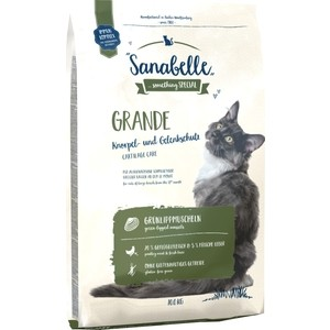 Сухой корм Bosch Petfood Sanabelle Grande для кошек крупных пород 10кг (83420010)