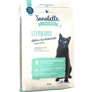 Сухой корм Bosch Petfood Sanabelle Sterilized Weight Control контроль веса для стерилизованных кошек 10кг (83460010)