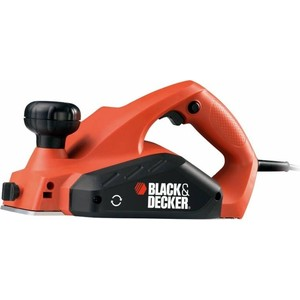 Электрорубанок Black+Decker KW 712KA