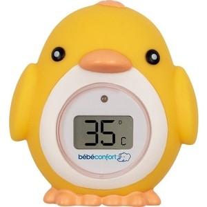 Электронный термометр Bebe Confort для ванны Цыпленок (желтый) 90662 цена