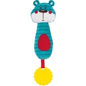 Фото - Игрушка-пищалкa Canpol Forest Friends арт. 68/047, форма- медвежонок 89671 погремушки canpol мягкая игрушка с прорезывателем forest friends сова
