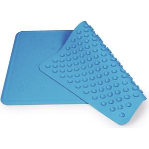 цены на Коврик для ванны Canpol нескользящий 34x55 см арт. 9/051 цвет голубой 47282  в интернет-магазинах