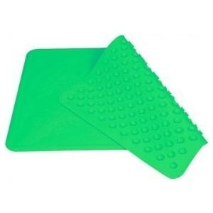 Коврик для ванны Canpol нескользящий 34x55 см арт. 9/051 цвет зеленый 73389 термометр для ванны canpol дельфин арт 2 782 цвет синий