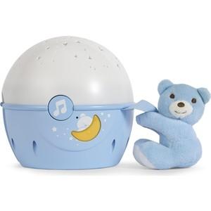 Игрушка-проектор Chicco Звёзды (голубой) 92707