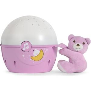 Игрушка-проектор Chicco Звёзды (розовый) 92708
