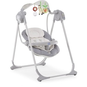 Качели подвесные Chicco Polly Swing Up Silver 90744 стерилизатор chicco step up 00065846500000