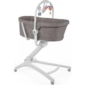 Кроватка-стульчик Chicco Baby Hug 4-в-1 (Legend)