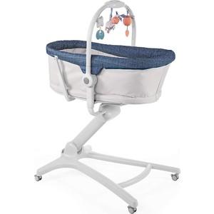 Кроватка-стульчик Chicco Baby Hug 4-в-1 (Spectrum) 93979