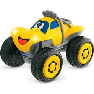 Машинка Chicco Билли-большие колеса, желтая 4222