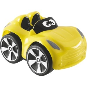 Мини-машинка Chicco Turbo Touch Yuri (желтый) 90678 chicco машинка turbo touch oliver цвет оранжевый