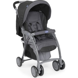 Коляска прогулочная Chicco SimpliCity Plus Top Anthracite 54951