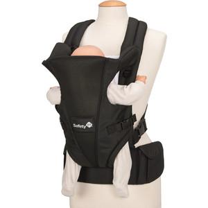 Рюкзак-кенгуру Safety 1st. Uni-T Beby Carrier цвет Full Black 36589 цена
