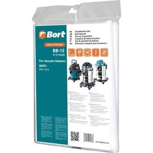 Мешки для пылесоса Bort BB-15 (5шт) (91275868)