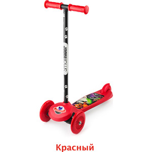 3-х колесный самокат Small Rider Scooter Flash (CZ) (красный) 1626494