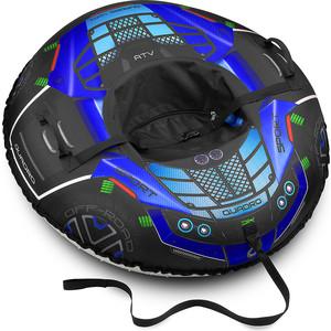 Тюбинг Small Rider Asteroid Quadro 4x4 (Квадроцикл) (синий) 1636881 квадроцикл jy20a8 синий rivertoys