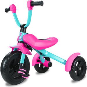Велосипед трехколёсный Zycom Ztrike (голубо-розовый) 1636570