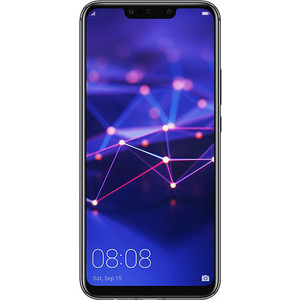 Смартфон Huawei Mate 20 Lite 64Gb Black чехол книжка celly для huawei mate 20 lite black