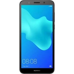 Смартфон Huawei Y5 Prime (2018) 16Gb Black смартфон huawei y6 prime 2018 16gb black