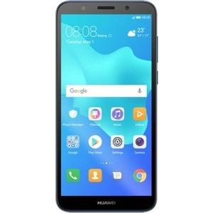Смартфон Huawei Y5 Prime (2018) 16Gb Blue смартфон huawei y6 prime 2018 16gb black