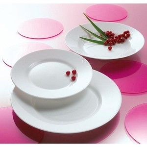 Десертный сервиз 18 предметов Luminarc Lotusia (G0566 / Д3299)