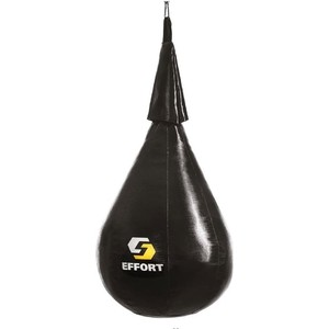 Груша боксерская EFFORT MASTER (тент) 45см d-30 см 7кг E512