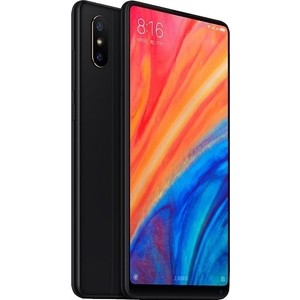 цена Смартфон Xiaomi Mi Mix 2S 6/128Gb Black онлайн в 2017 году