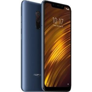 Смартфон Xiaomi Pocophone F1 6/128Gb Blue смартфон xiaomi pocophone f1 128 гб черный 19993