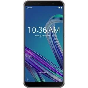 Смартфон Asus ZenFone Max Pro M1 ZB602KL 4/128Gb Silver смартфон asus zenfone 5 ze620kl 4 64gb midnight blue