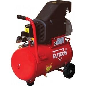Компрессор масляный Elitech КПМ 200/24 компрессор воздушный kd 24 200 1 5 квт 198 л мин 24 л kronwerk