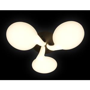 Управляемый светодиодный светильник Ambrella light FC22/3 WH 108W D720 аксессуар shimano tl fc22 для бонок системы y13098240
