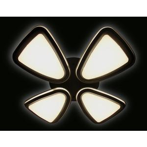 Управляемый светодиодный светильник Ambrella light FG1012/4 WH/SL 274W D815