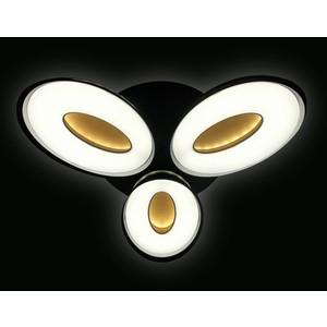 Управляемый светодиодный светильник Ambrella light FG1020/3 WH 72W+36W D780