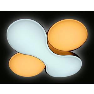 Управляемый светодиодный светильник Ambrella light FG1055/1 WH 52W D360*360