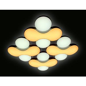 Управляемый светодиодный светильник Ambrella light FG1066/4 WH 208W D720*720