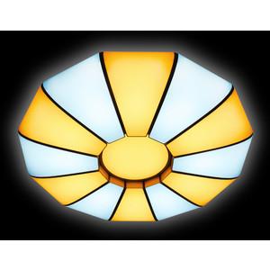 Управляемый светодиодный светильник Ambrella light FP2312 WH 210W D740