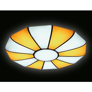 Управляемый светодиодный светильник Ambrella light FP2314L WH 210W D740