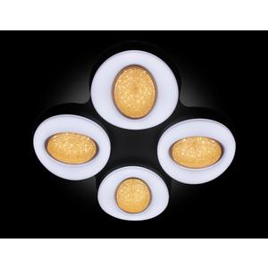Управляемый светодиодный светильник Ambrella light FS1584/4 208W D585*585
