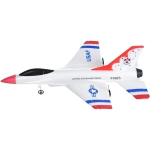 Радиоуправляемый самолет CTF 2.4G RC Airplane - KD144202 rcexl single ignition cdi for ngk cm6 10mm spark plug 120 degree da dle gas petrol engine rc airplane 6v 12v