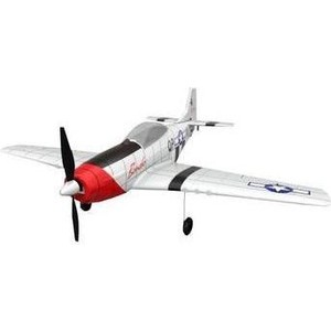 Радиоуправляемый самолет Feilun P51 Mustang EPO RTF 2.4G - TS866A