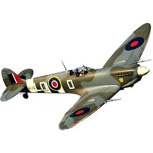Радиоуправляемый самолет FreeWing Spitfire Mk.IX PNP - FLW203P радиоуправляемый самолет techone air titan pnp led to titan led pnp