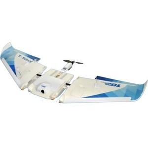 Радиоуправляемый самолет TOPrc Kita-1 FPV с камерой + 5.8G VTX + подсветка PNP - top042B original emax babyhawk 87mm micro brushless fpv racing drone pnp version white