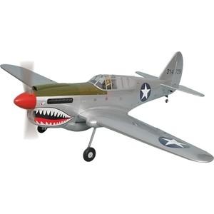 Радиоуправляемый самолет LanXiang P-40 Warhawk 30cc/EP ARF - PH159
