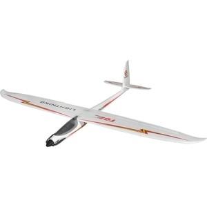 Радиоуправляемый самолет TOPrc Lightning/4S PNP - top035B радиоуправляемый самолет techone sport king pnp to sking pnp