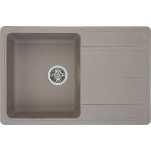 Кухонная мойка Акватон Аманда серый шелк (1A712832AD250)