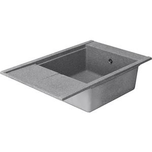 Кухонная мойка Акватон Делия 78 серый (1A715132DE230)
