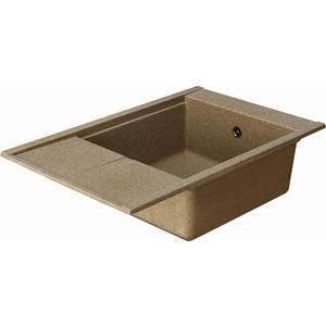 Кухонная мойка Акватон Делия 78 терракот (1A715132DE270) кшфрона терракот песочный
