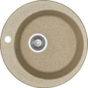 Кухонная мойка Акватон Иверия песочный (1A711032IV220)