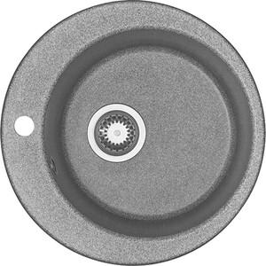 Кухонная мойка Акватон Иверия серый (1A711032IV230)