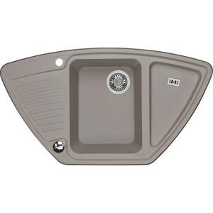 Кухонная мойка Акватон Лория серый шелк (1A715032LR250)